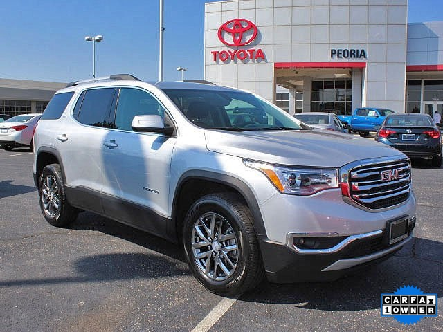 Pre Owned 2017 Gmc Acadia Slt 1 4d Sport Utility In Peoria T18721a