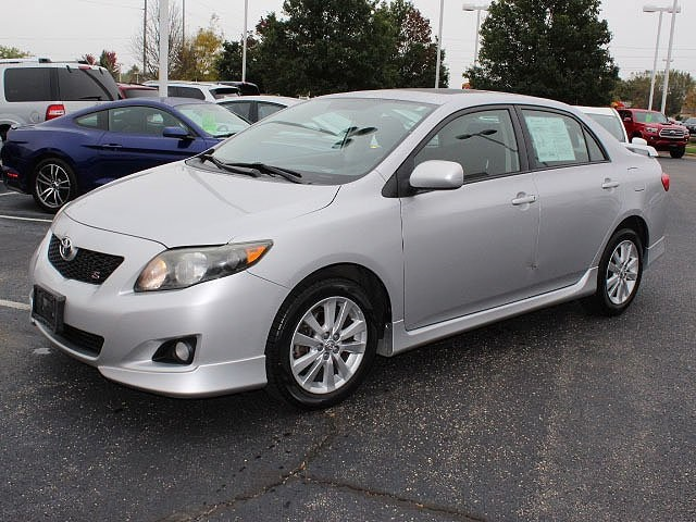 Awesome Pre Owned 2009 Toyota Corolla S