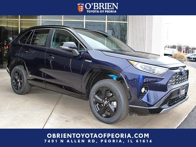 2020 Toyota Rav4 Hybrid Xse Awd Pictures Pricing And Information