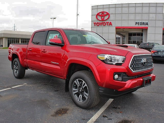 New 2019 Toyota Tacoma TRD Sport 4D Double Cab in Peoria # ...