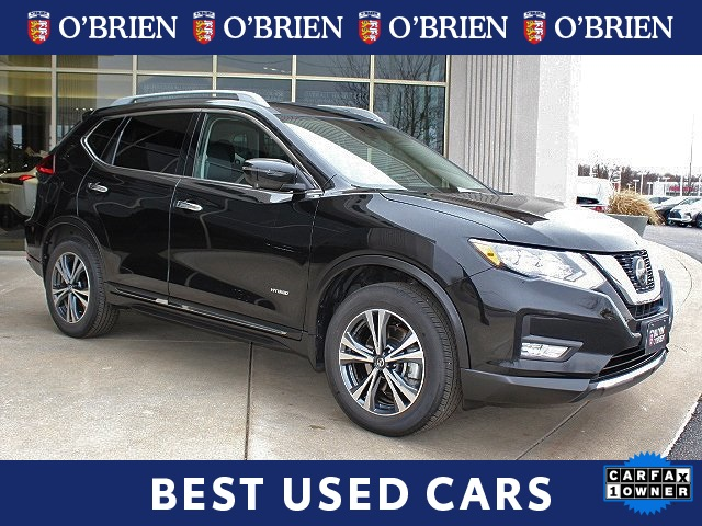Pre-Owned 2019 Nissan Rogue Hybrid SL