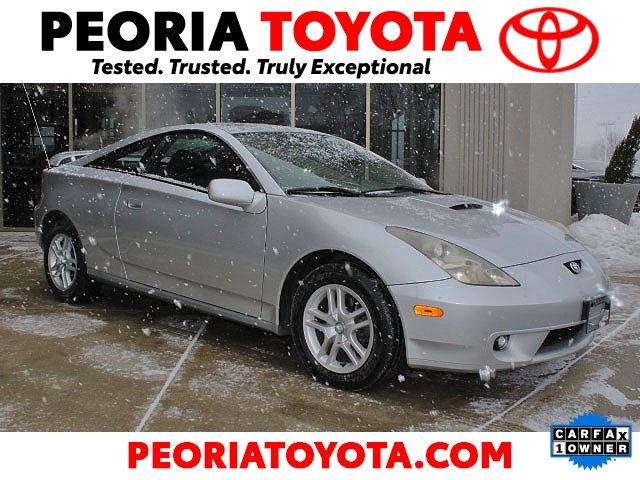 Pre-Owned 2001 Toyota Celica GT