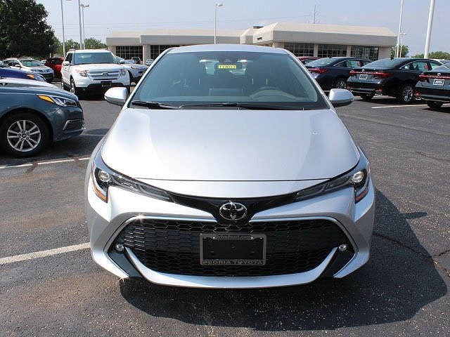 New 2019 Toyota Corolla Hatchback Xse 5d Hatchback In Peoria T19033