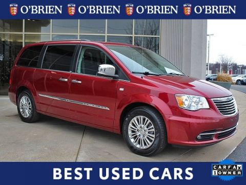 Pre-Owned 2014 Chrysler Town & Country 30th Anniversary Edition