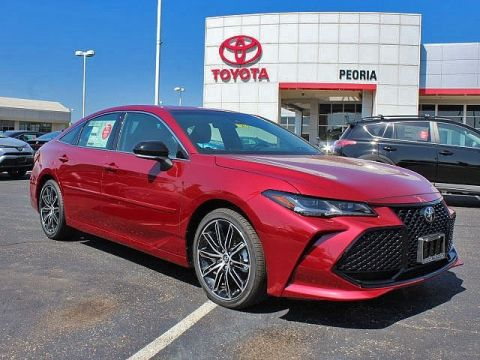 New 2019 Toyota Avalon Touring