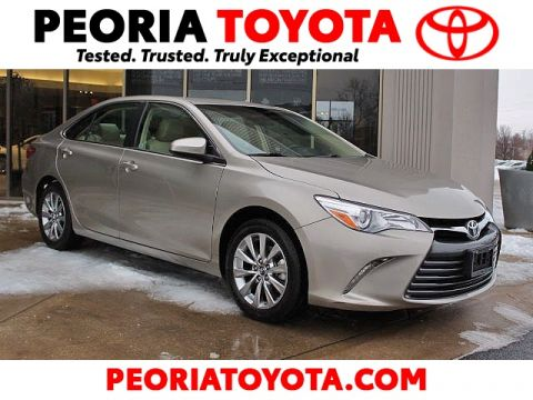 Pre-Owned 2015 Toyota Camry XLE