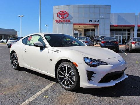 New 2019 Toyota 86 Base